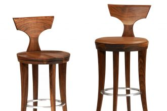 Charmant Ava Bar And Counter Stool